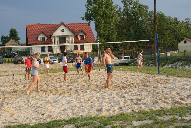 Wyniki losowania do I turnieju piłki siatkowej plażowej o puchar
